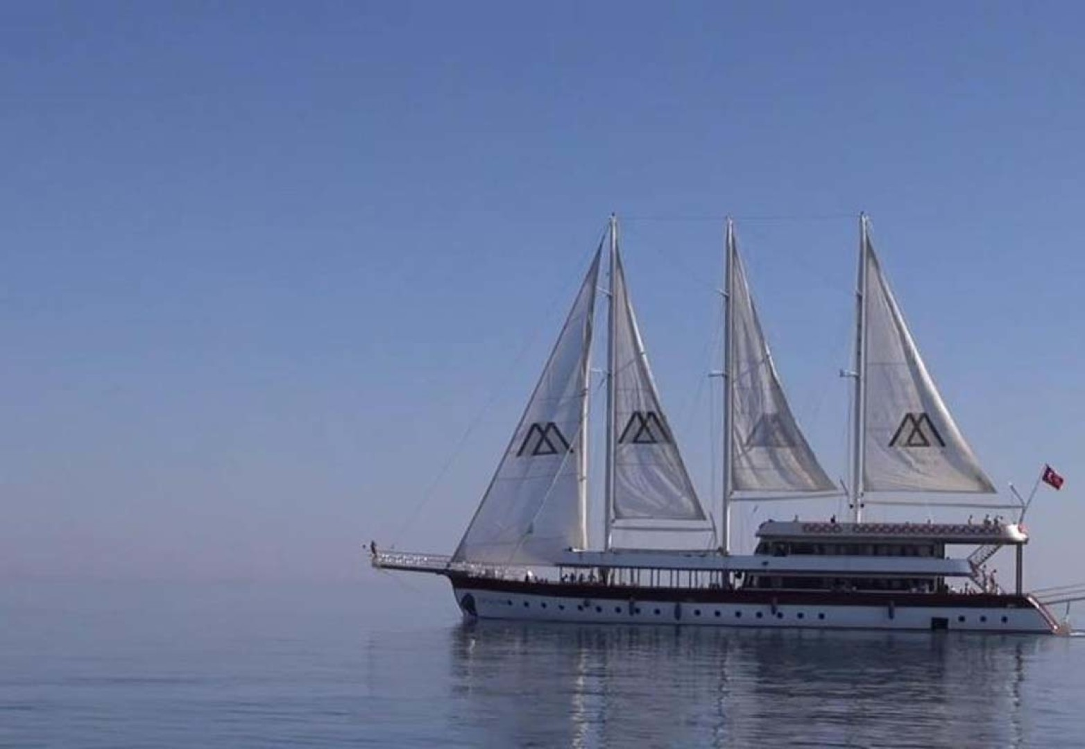 Custom-LZ-140 2009-My Dream Batumi-Georgia-Port Side View  Under Sail-1447633 | Thumbnail