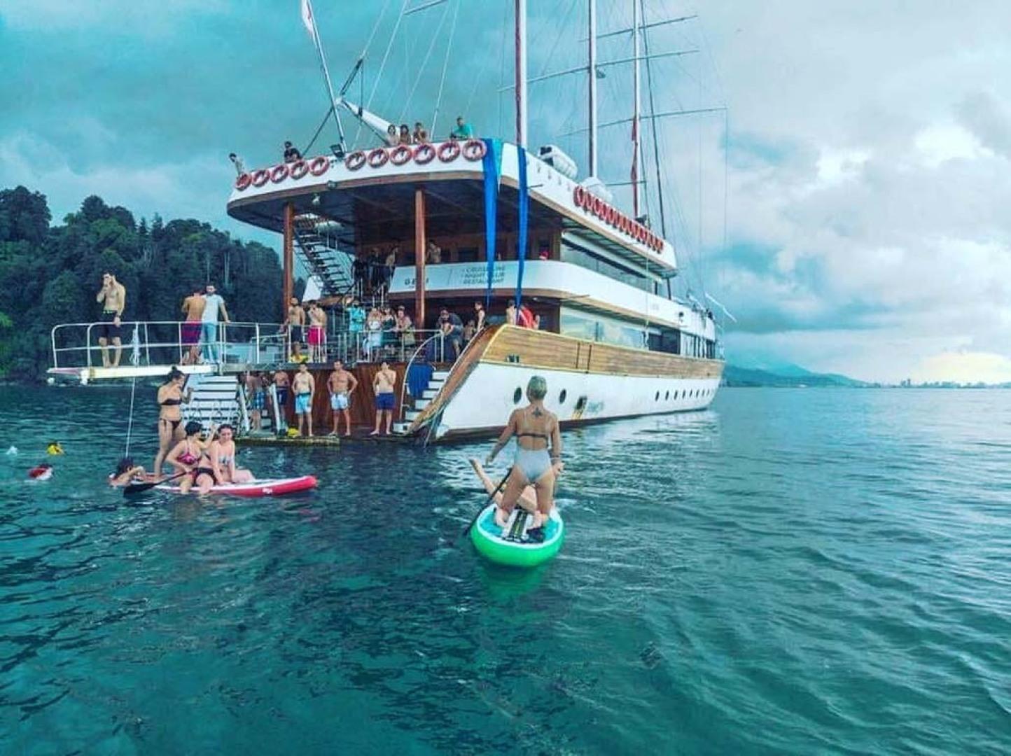 Custom-LZ-140 2009-My Dream Batumi-Georgia-Swim Platform-1447641 | Thumbnail