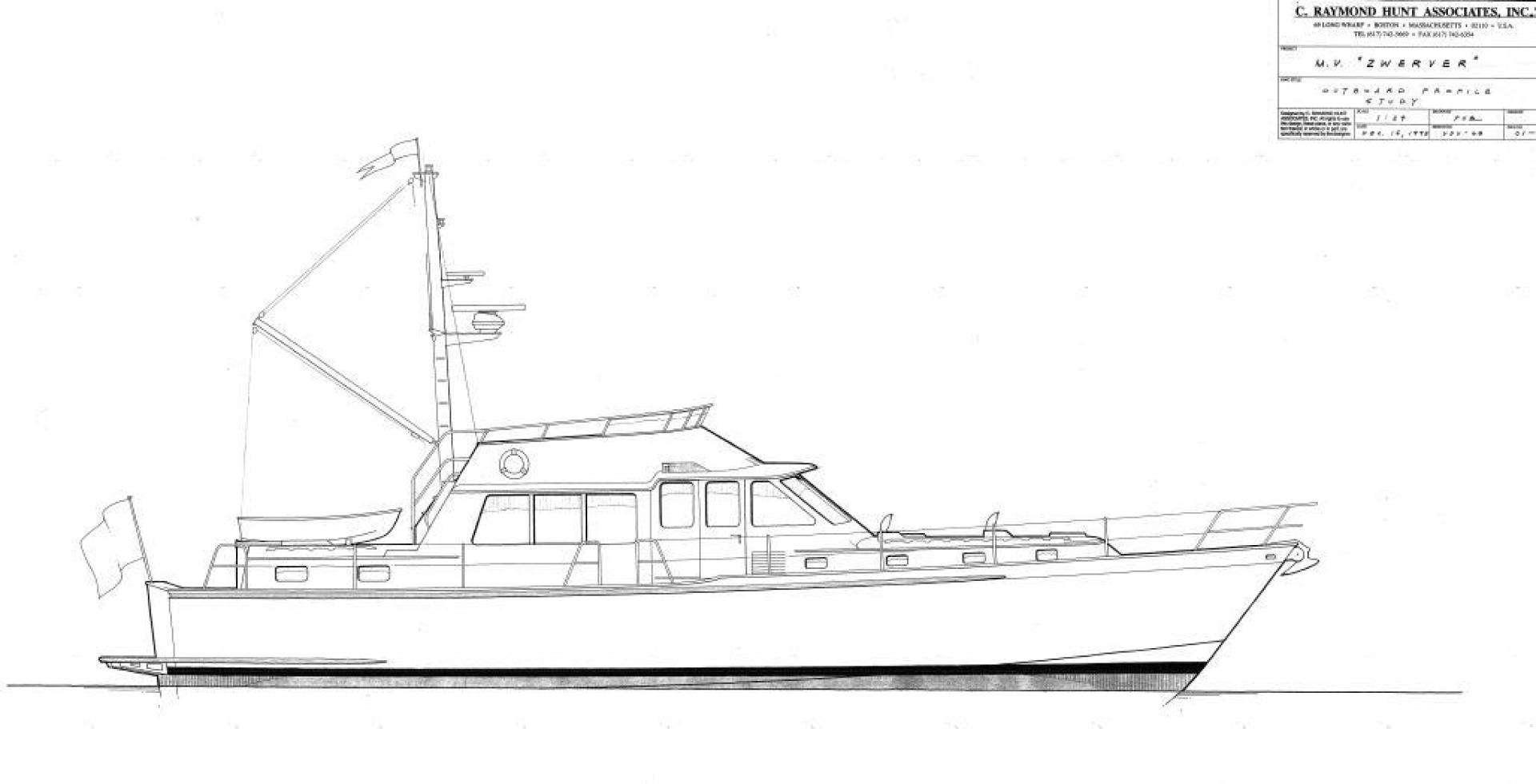 Royal Huisman-Long-Range Cruiser 1995-HUSH Palma de Mallorca-Spain-1457818 | Thumbnail