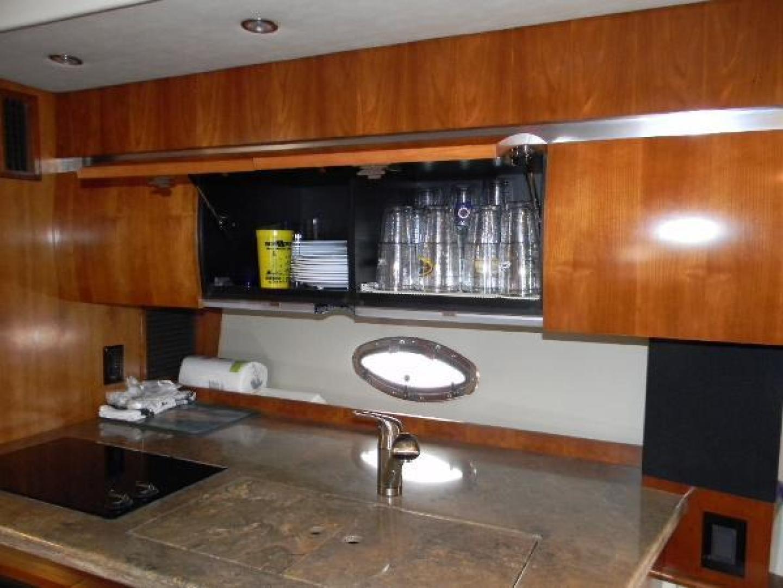 Cruisers-420 Express 2008-Jet VII St Petersburg-Florida-United States-2008 42 Cruisers Express Yacht Jet VII  Galley Storage-1448254 | Thumbnail