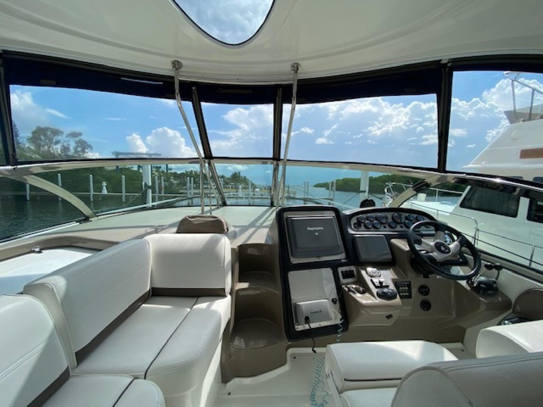 Cruisers-420 Express 2008-Jet VII St Petersburg-Florida-United States-2008 42 Cruisers Express Yacht   Jet VII Helm-1466686 | Thumbnail