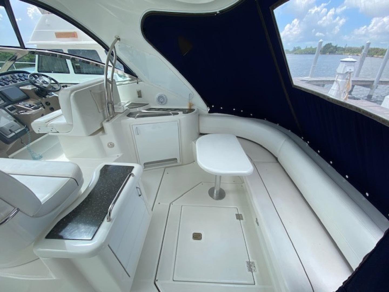 Cruisers-420 Express 2008-Jet VII St Petersburg-Florida-United States-2008 42 Cruisers Express Yacht  Jet VII  Cockpit-1466688 | Thumbnail