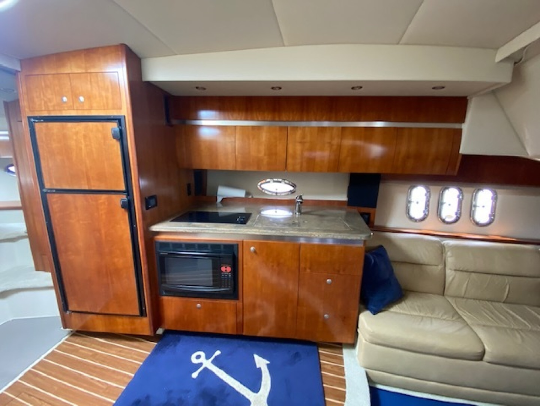 Cruisers-420 Express 2008-Jet VII St Petersburg-Florida-United States-2008 42 Cruisers Express Yacht Jet VII  Galley-1466676 | Thumbnail