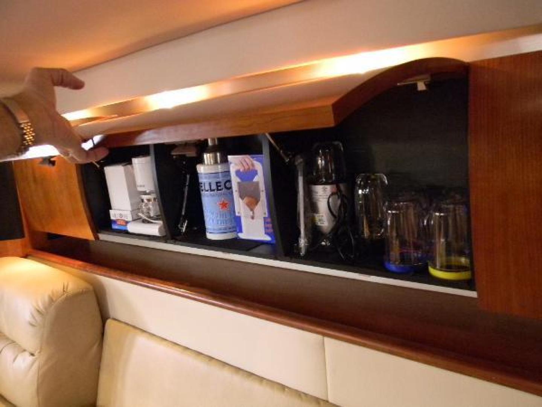 Cruisers-420 Express 2008-Jet VII St Petersburg-Florida-United States-2008 42 Cruisers Express Yacht Jet VII  Upper Salon Storage Cabinets-1448248 | Thumbnail