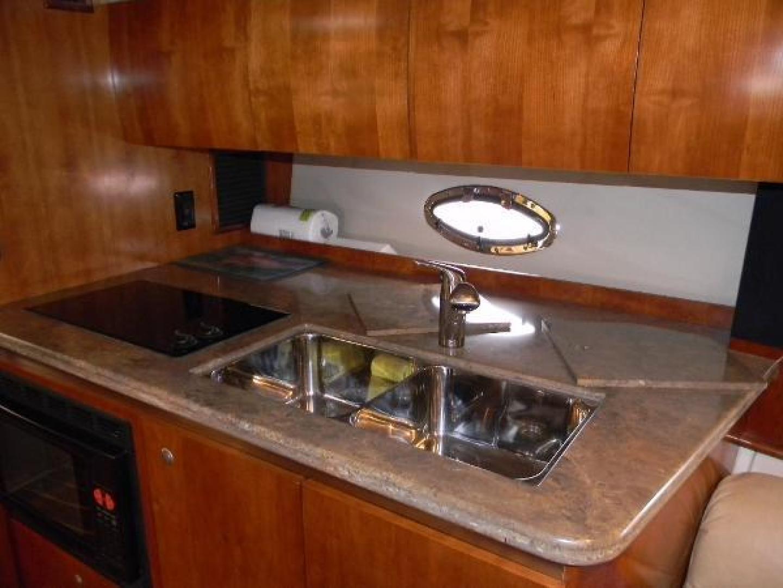 Cruisers-420 Express 2008-Jet VII St Petersburg-Florida-United States-2008 42 Cruisers Express Yacht Jet VII  Galley sink-1448253 | Thumbnail