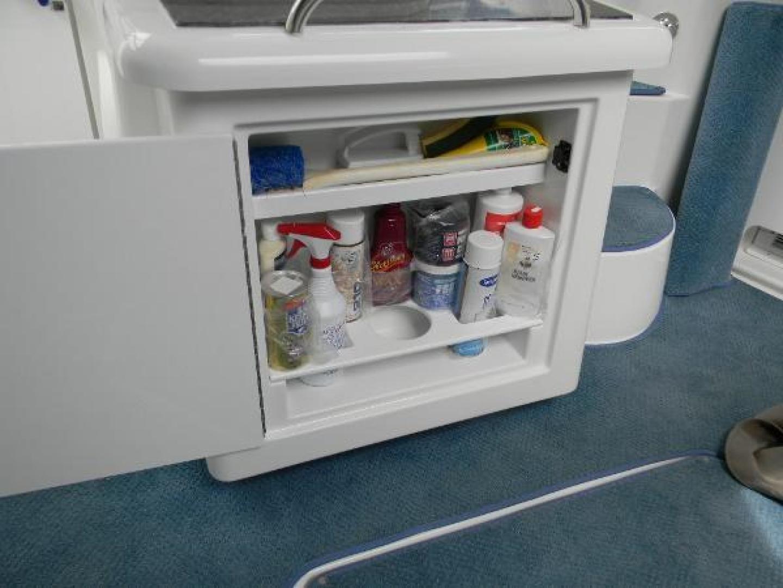 Cruisers-420 Express 2008-Jet VII St Petersburg-Florida-United States-2008 42 Cruisers Express Yacht Jet VII  Cockpit Storage-1448301 | Thumbnail