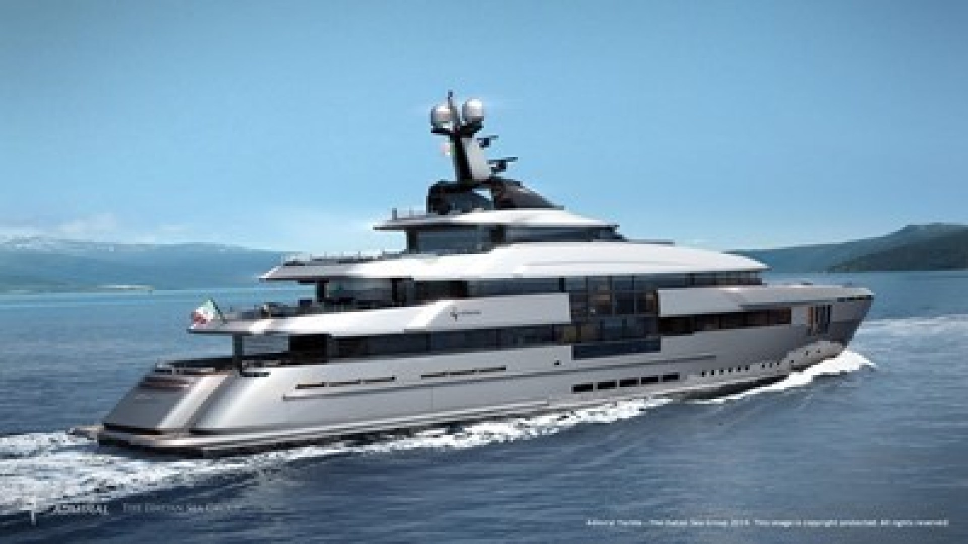 Picture Of a 2023 Admiral 213  Motor Yachts | 1450904