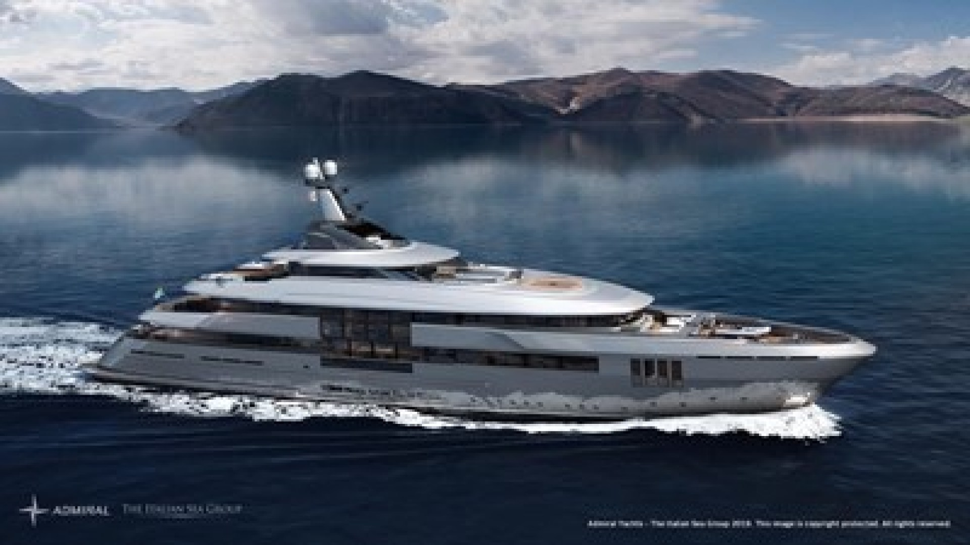 Picture Of a 2023 Admiral 213  Motor Yachts | 1450907