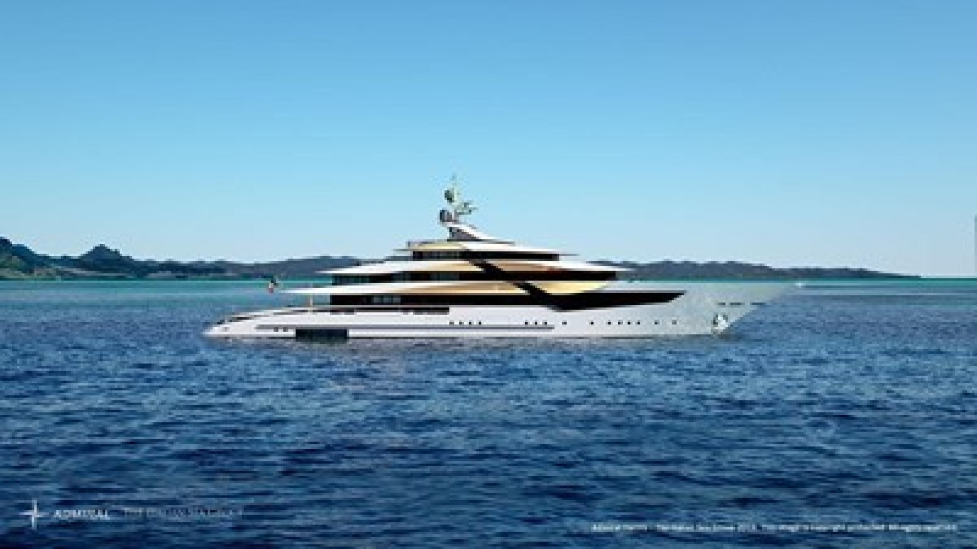 Picture Of a 2023 Admiral 230 Galileo 70 Motor Yachts | 1448484