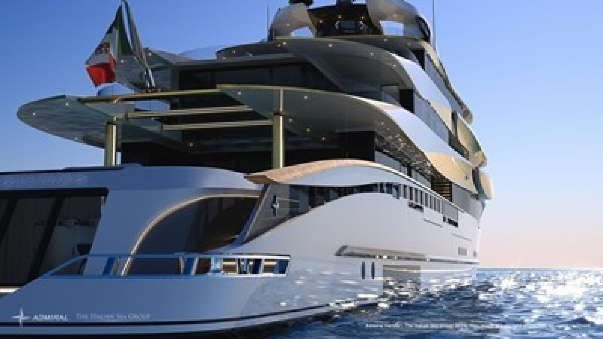 Picture Of a 2023 Admiral 230 Galileo 70 Motor Yachts | 1448494