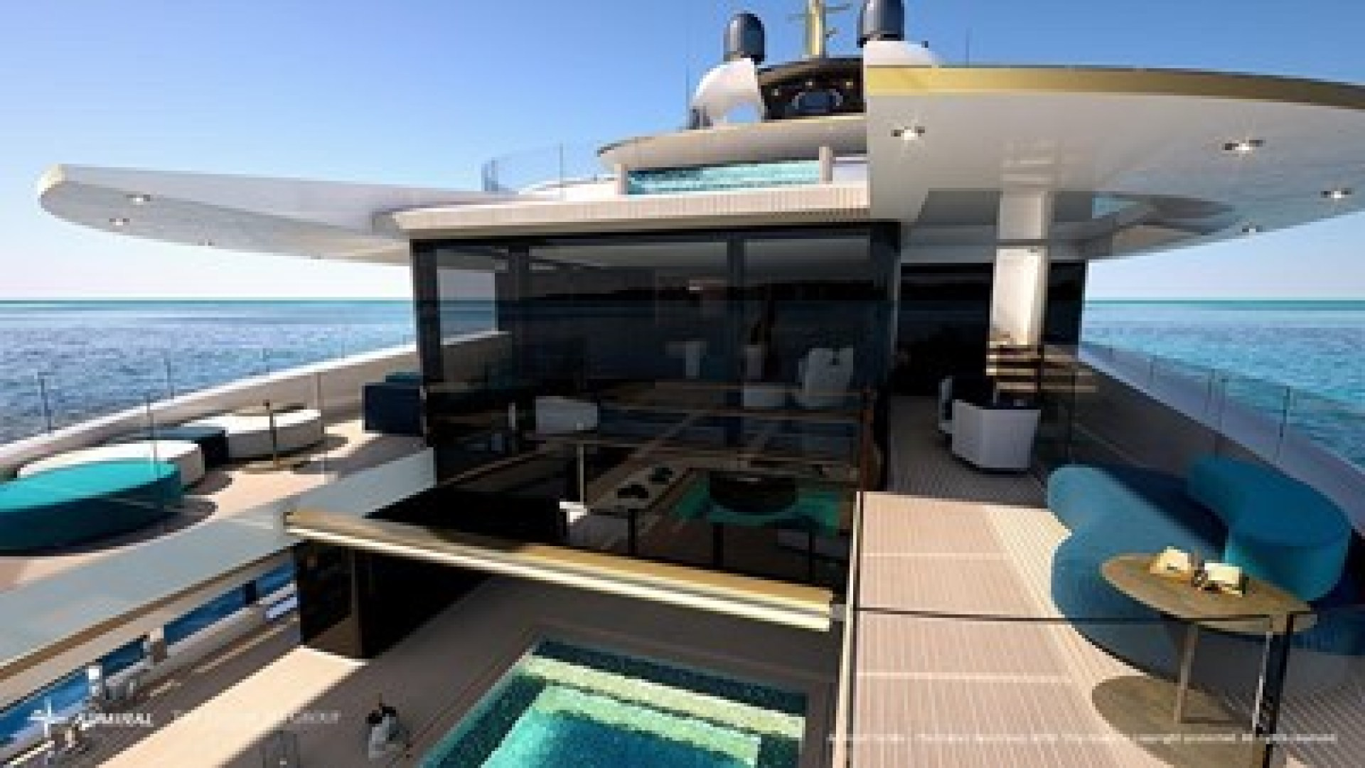 Picture Of a 2023 Admiral 230 Galileo 70 Motor Yachts | 1448491