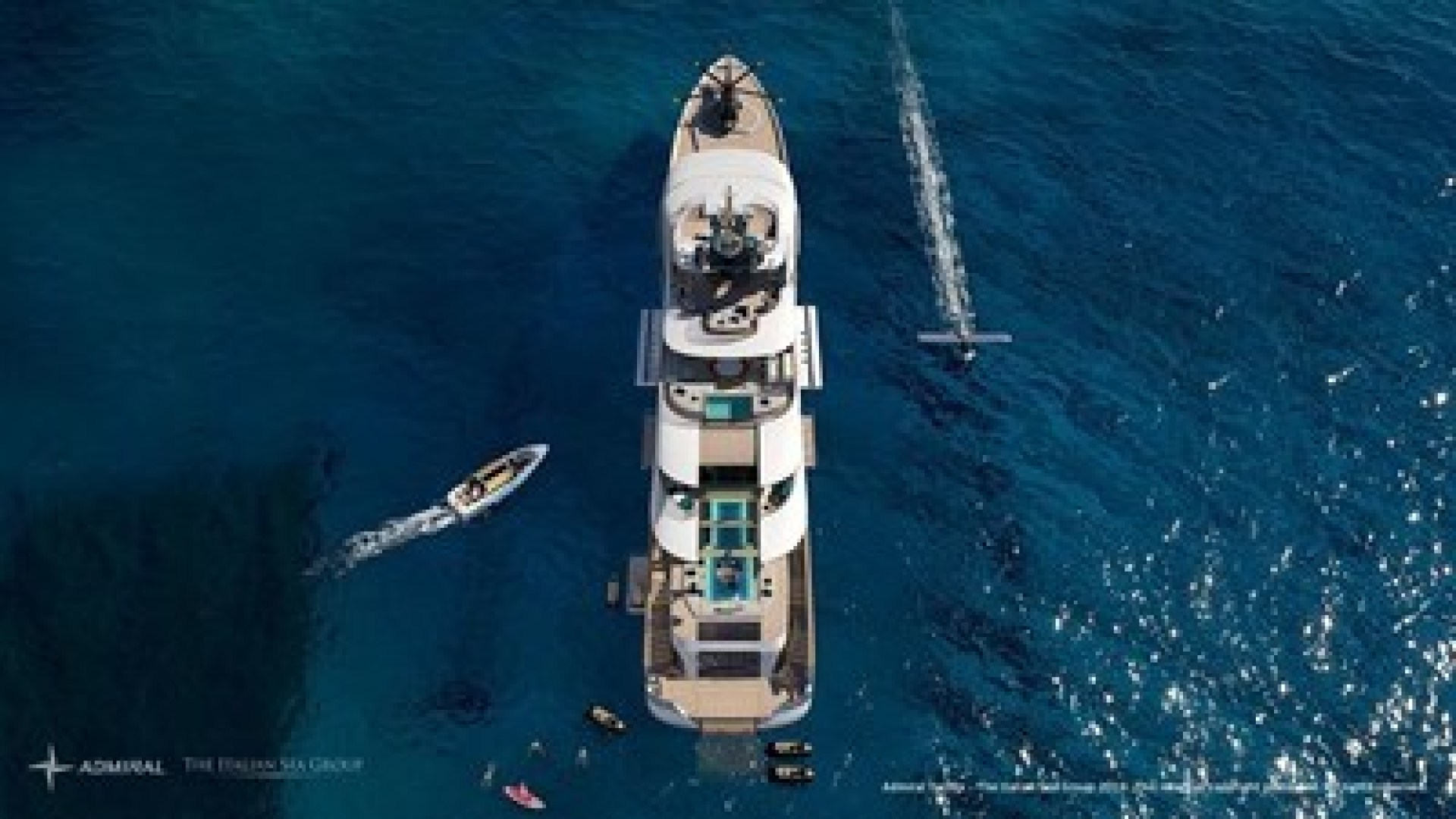 Picture Of a 2023 Admiral 230 Galileo 70 Motor Yachts | 1448487