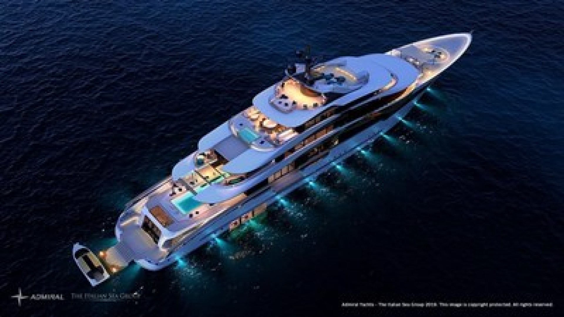 Picture Of a 2023 Admiral 230 Galileo 70 Motor Yachts | 1448485