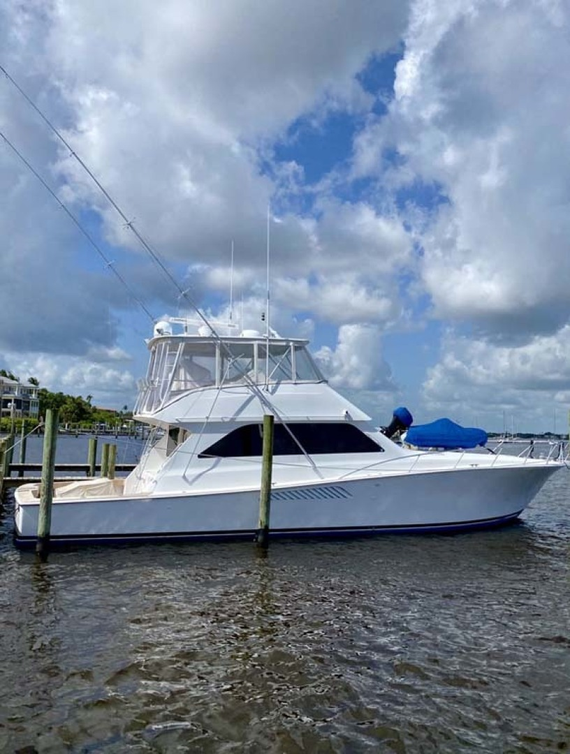 Viking-55 Convertible 1999-Lisa Marie Stuart-Florida-United States-40-1449431   Thumbnail