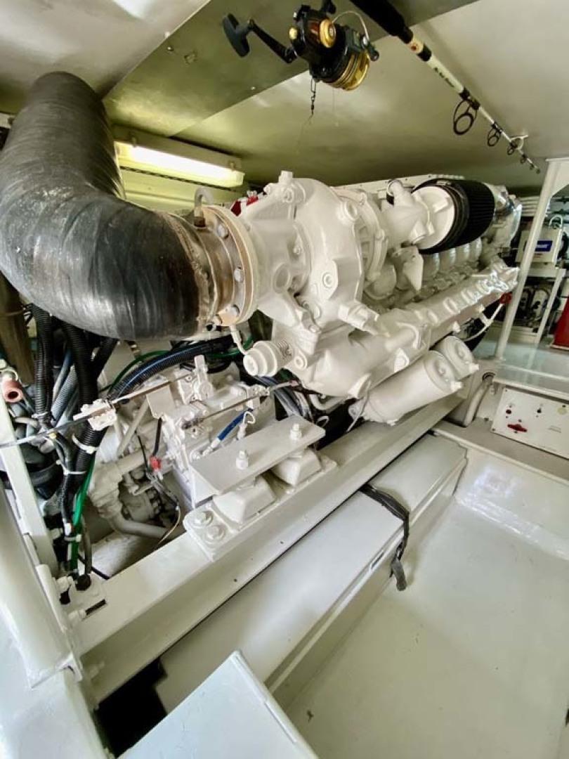 Viking-55 Convertible 1999-Lisa Marie Stuart-Florida-United States-Port Engine-1449421   Thumbnail