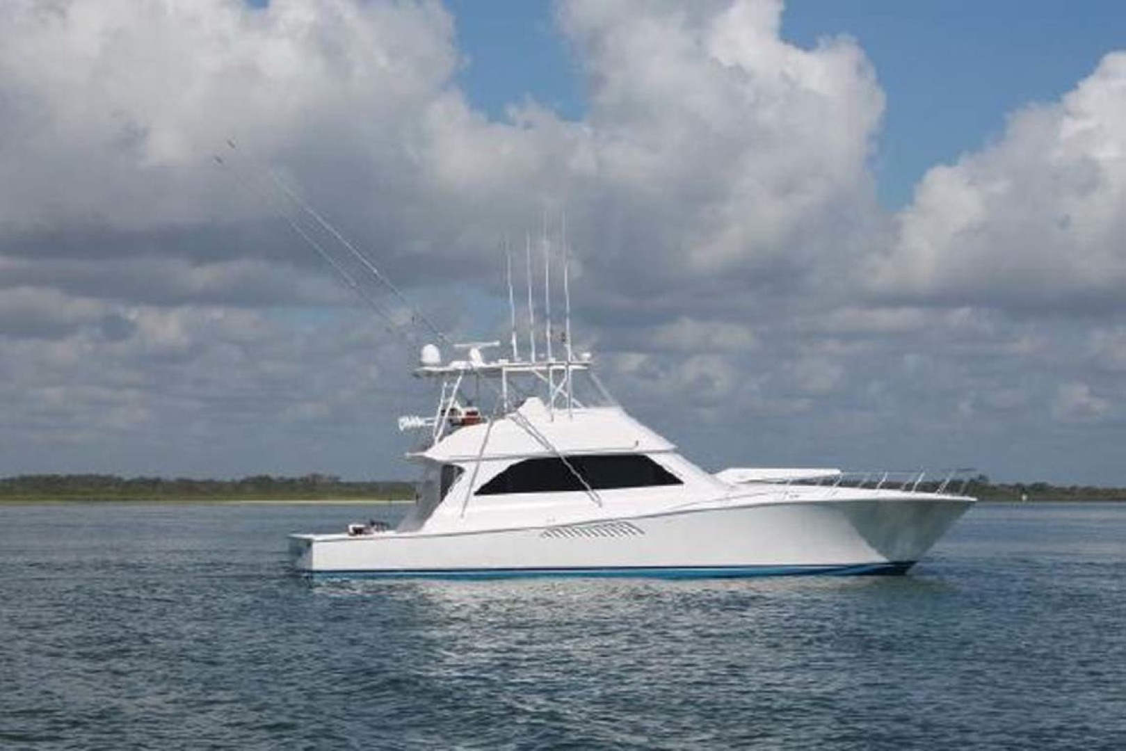 Viking-55 Convertible 1999-Lisa Marie Stuart-Florida-United States-Starboard Profile-1449427 | Thumbnail