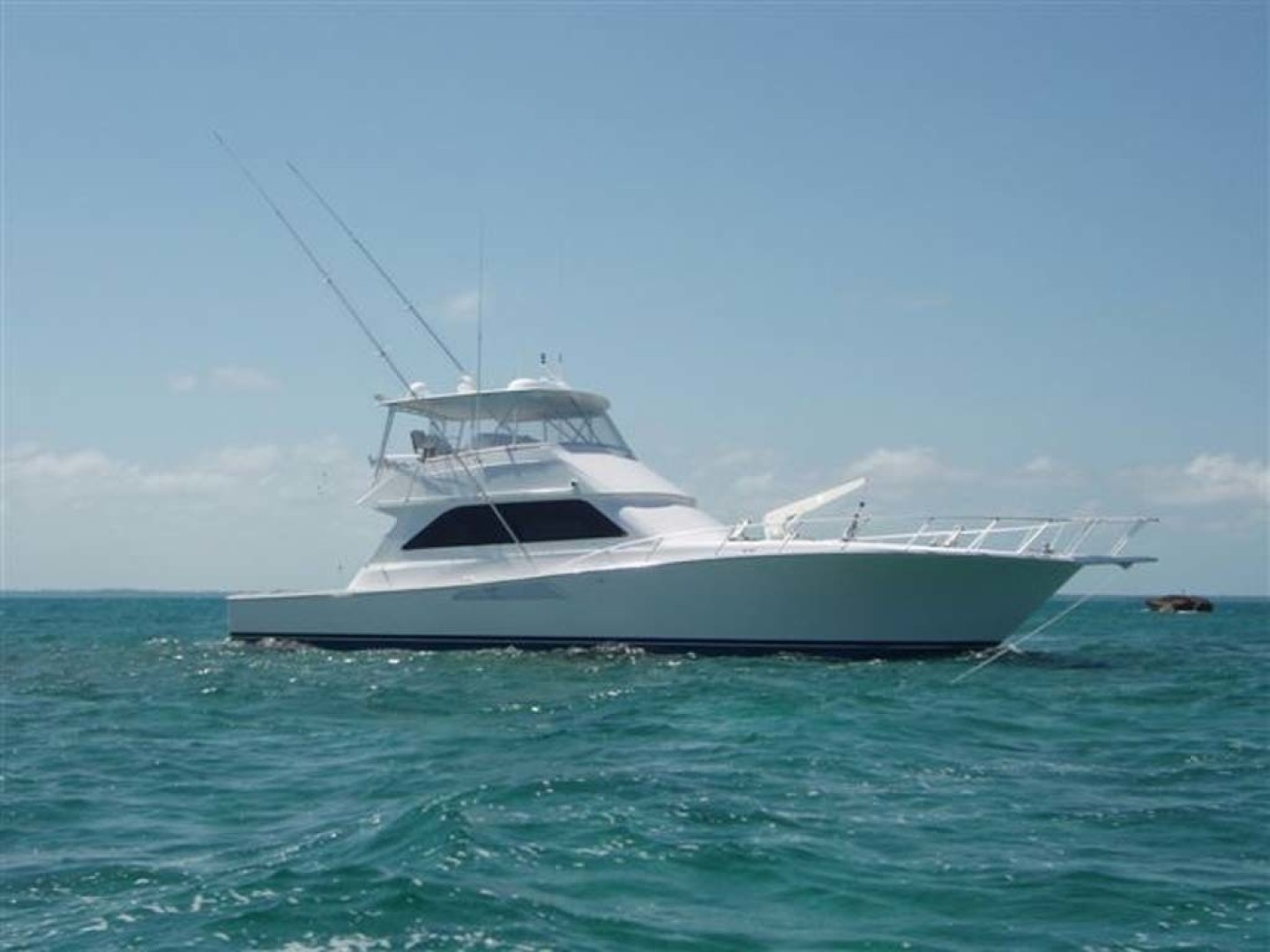 Viking-55 Convertible 1999-Lisa Marie Stuart-Florida-United States-Starboard View-1449429 | Thumbnail