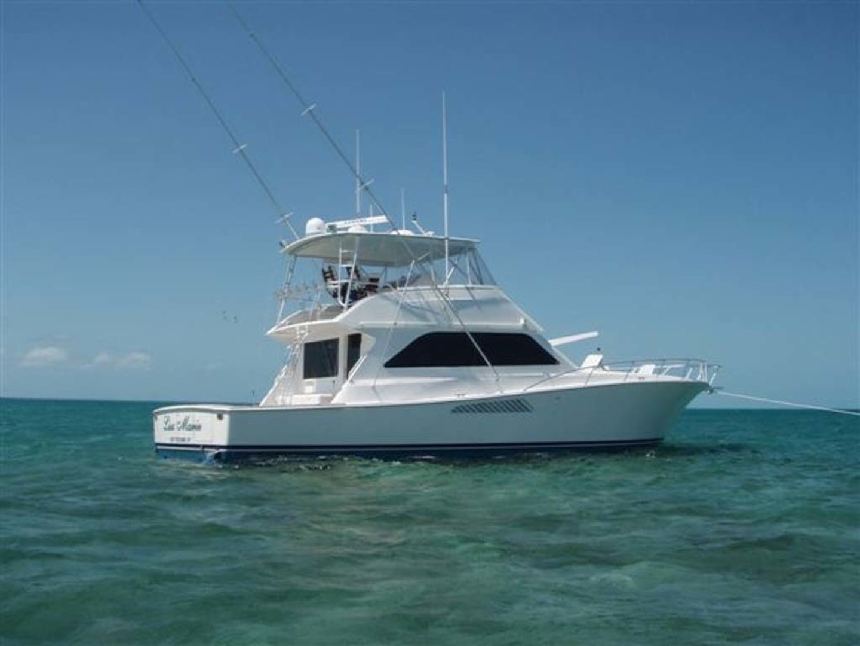 Viking-55 Convertible 1999-Lisa Marie Stuart-Florida-United States-Starboard Aft Quarter-1449430   Thumbnail