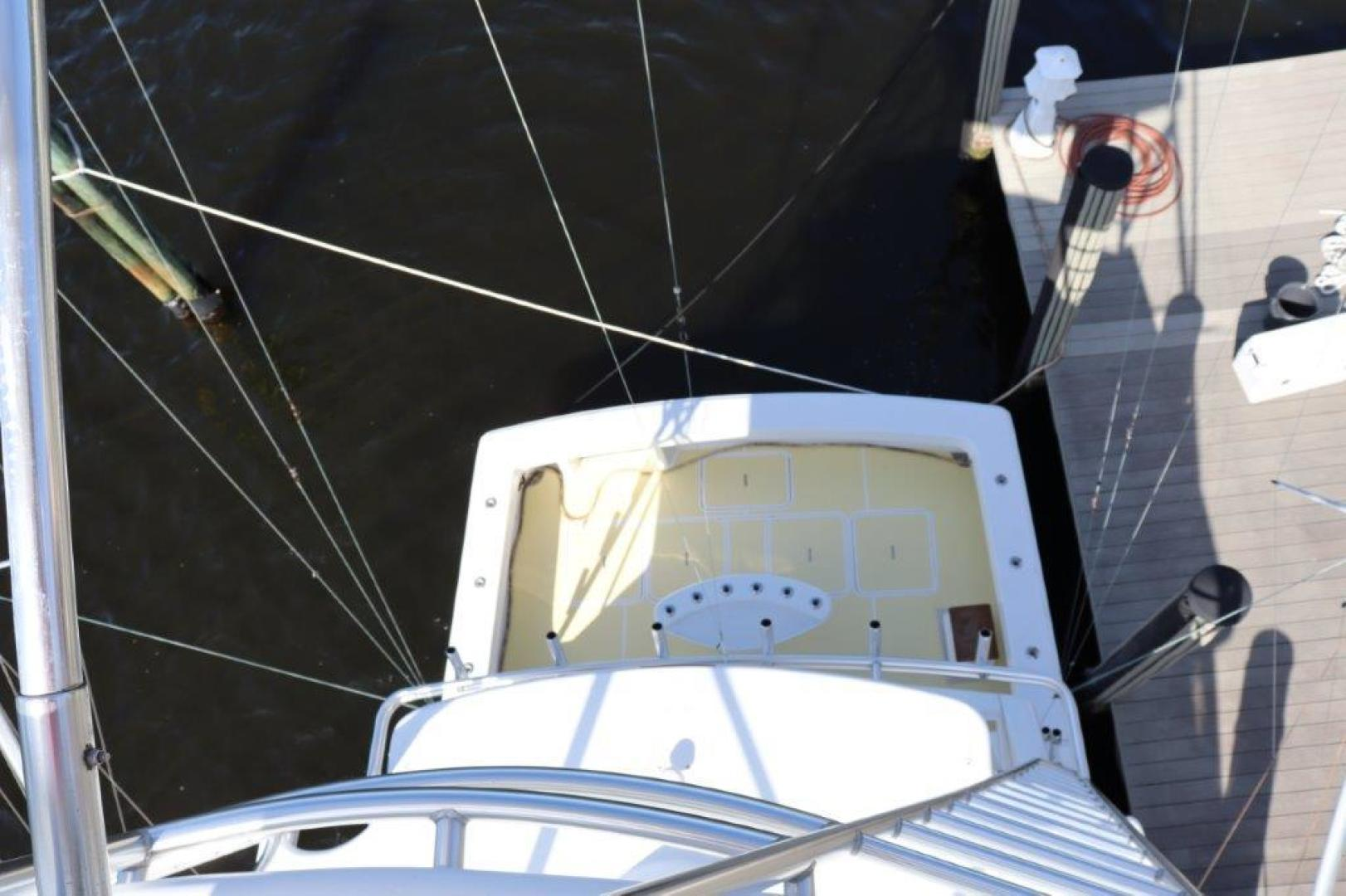 Viking 55 - Jezebel - Tower