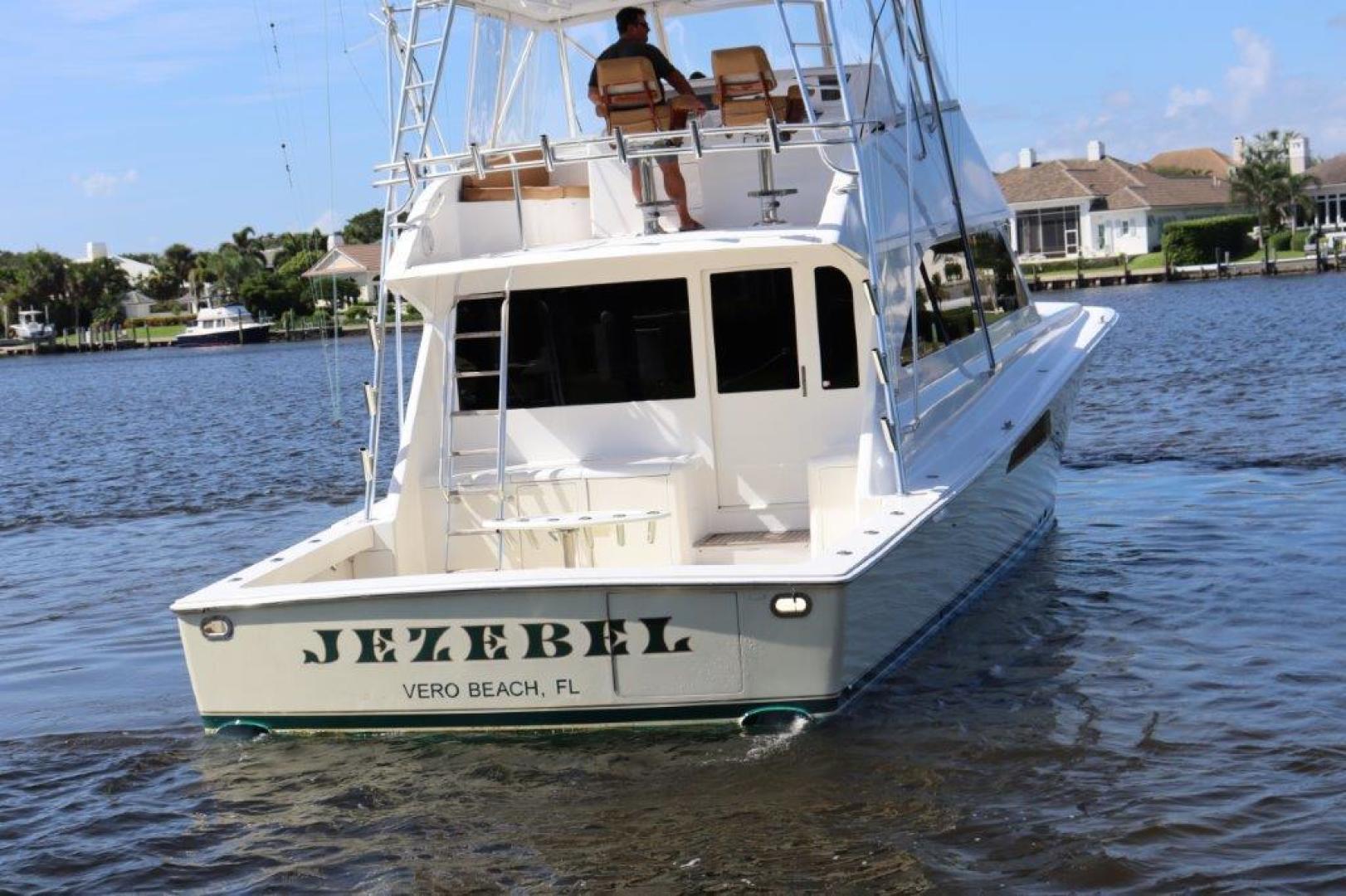 Viking 55 - Jezebel - Exterior Profile