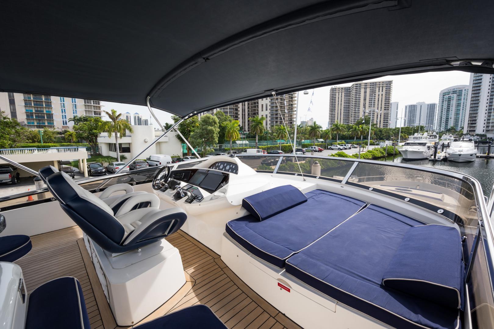Sunseeker-Yacht 2004-TOP GUN Aventura-Florida-United States-1450723 | Thumbnail