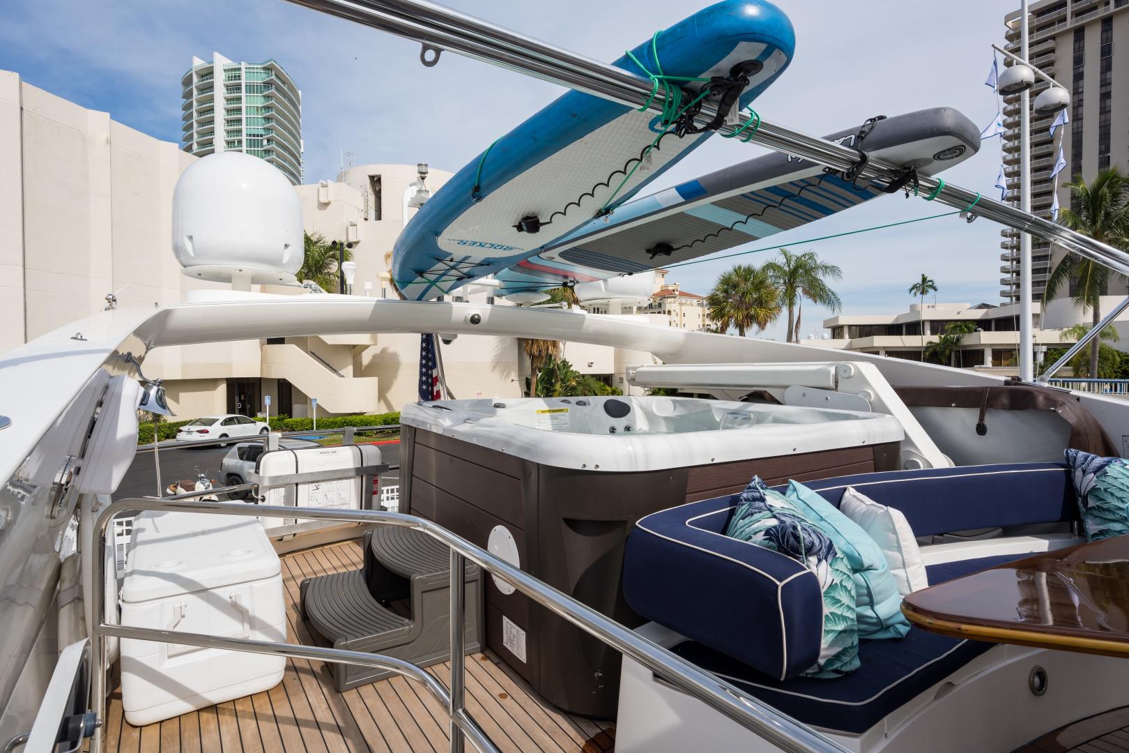 Sunseeker-Yacht 2004-TOP GUN Aventura-Florida-United States-1450714 | Thumbnail