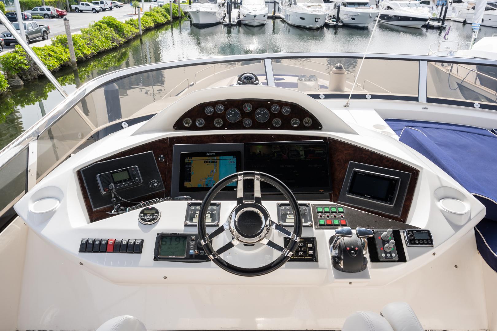 Sunseeker-Yacht 2004-TOP GUN Aventura-Florida-United States-1450721 | Thumbnail