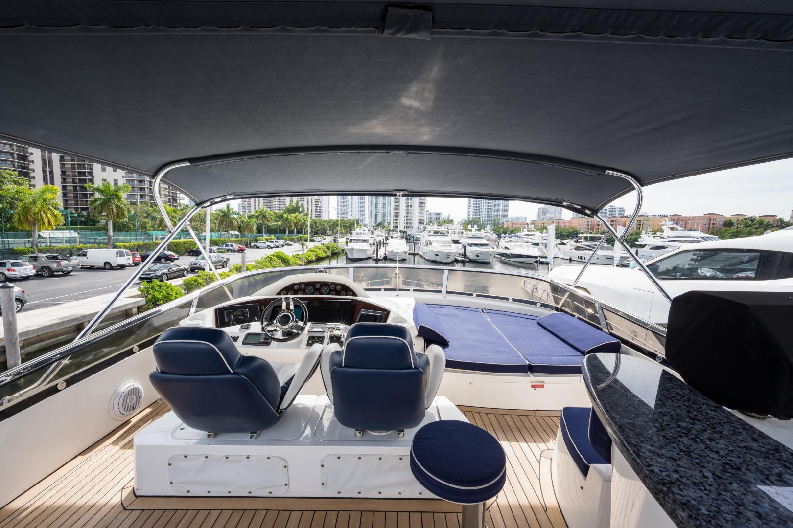 Sunseeker-Yacht 2004-TOP GUN Aventura-Florida-United States-1450720 | Thumbnail