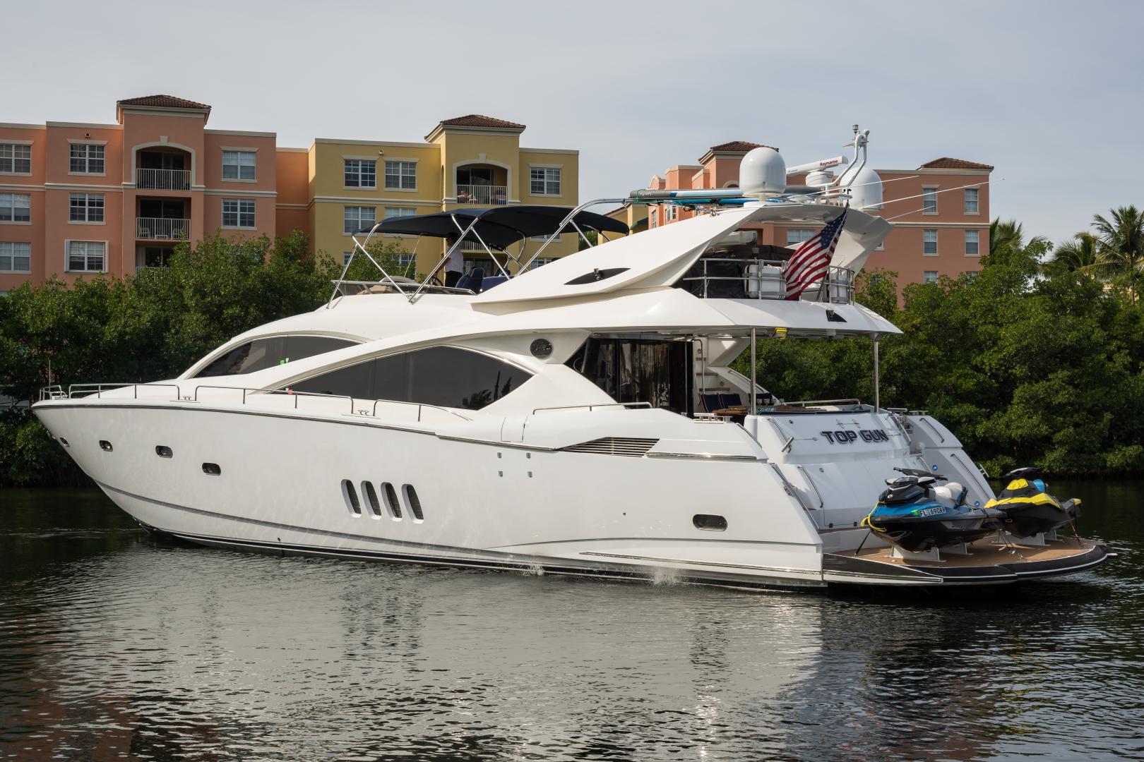 Sunseeker-Yacht 2004-TOP GUN Aventura-Florida-United States-1450741 | Thumbnail