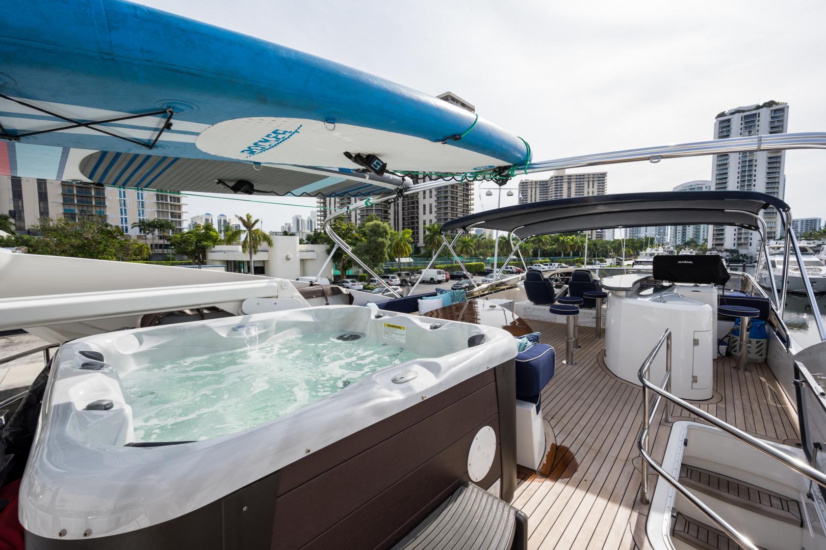 Sunseeker-Yacht 2004-TOP GUN Aventura-Florida-United States-1450715 | Thumbnail