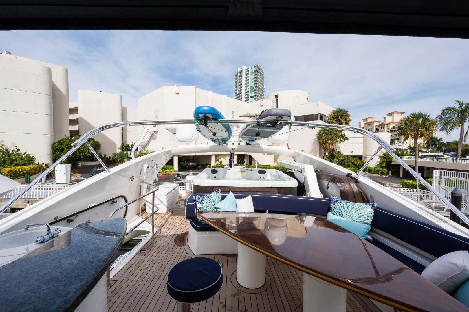 Sunseeker-Yacht 2004-TOP GUN Aventura-Florida-United States-1450712 | Thumbnail