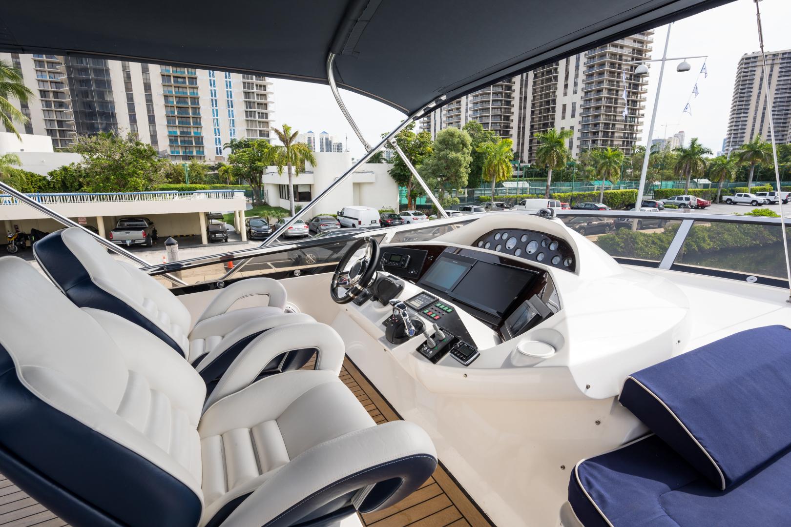 Sunseeker-Yacht 2004-TOP GUN Aventura-Florida-United States-1450724 | Thumbnail