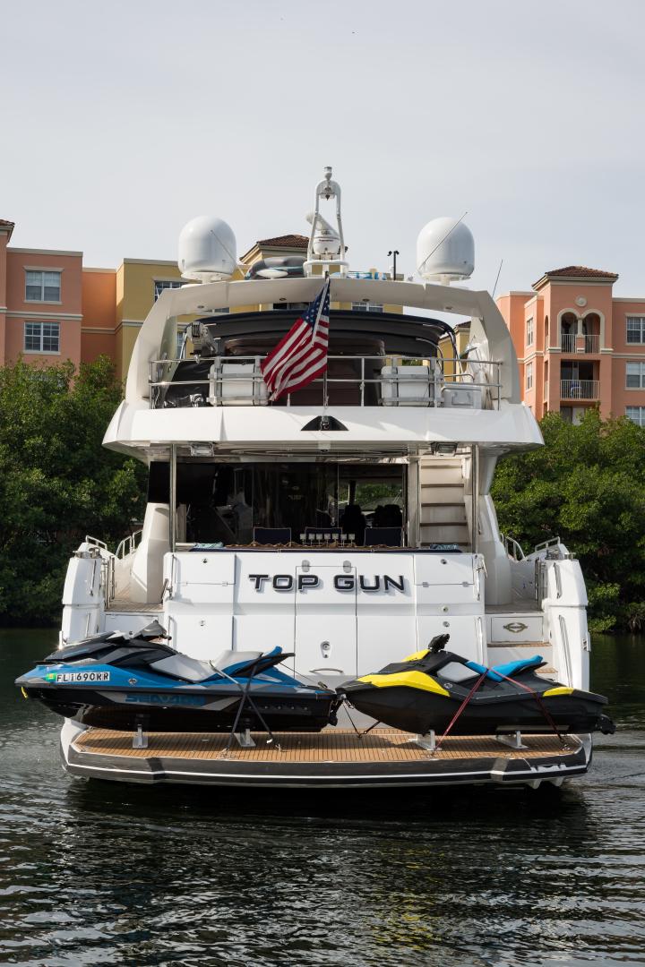 Sunseeker-Yacht 2004-TOP GUN Aventura-Florida-United States-1450739 | Thumbnail