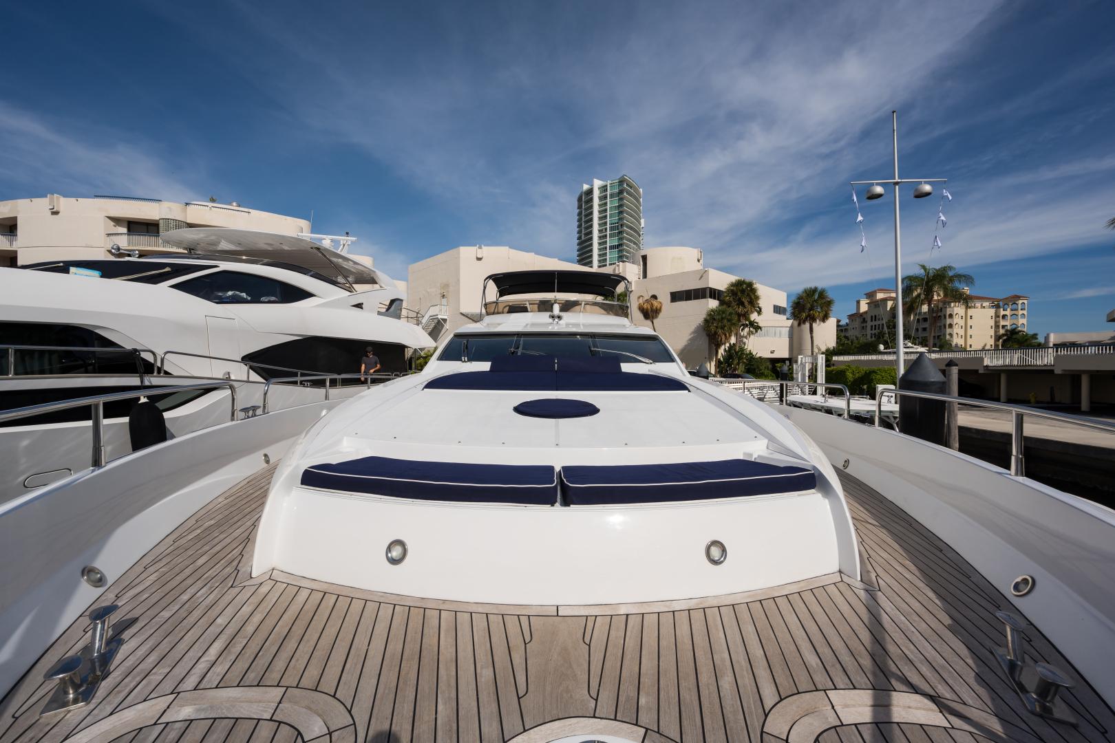 Sunseeker-Yacht 2004-TOP GUN Aventura-Florida-United States-1450697 | Thumbnail