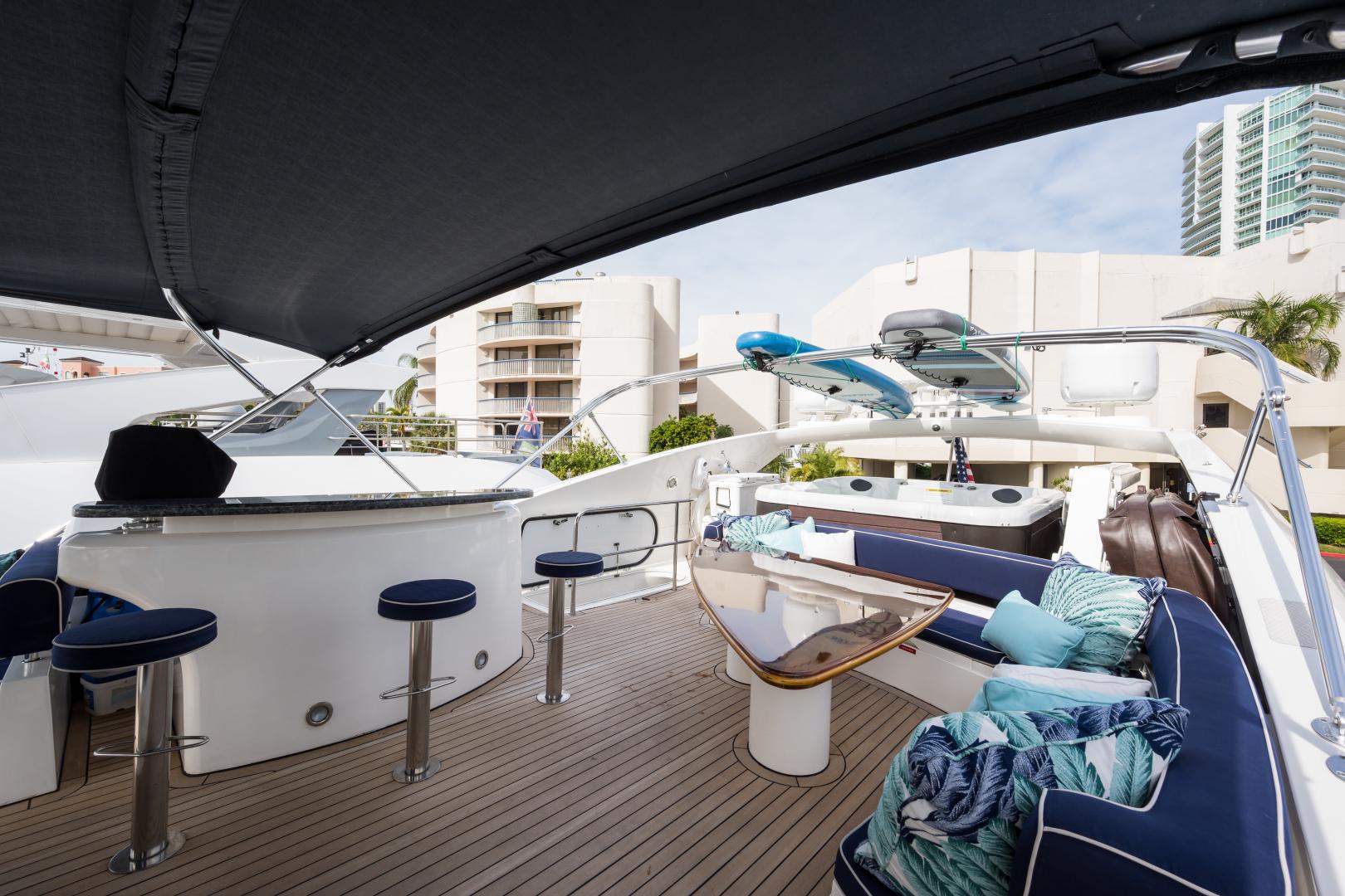 Sunseeker-Yacht 2004-TOP GUN Aventura-Florida-United States-1450718 | Thumbnail