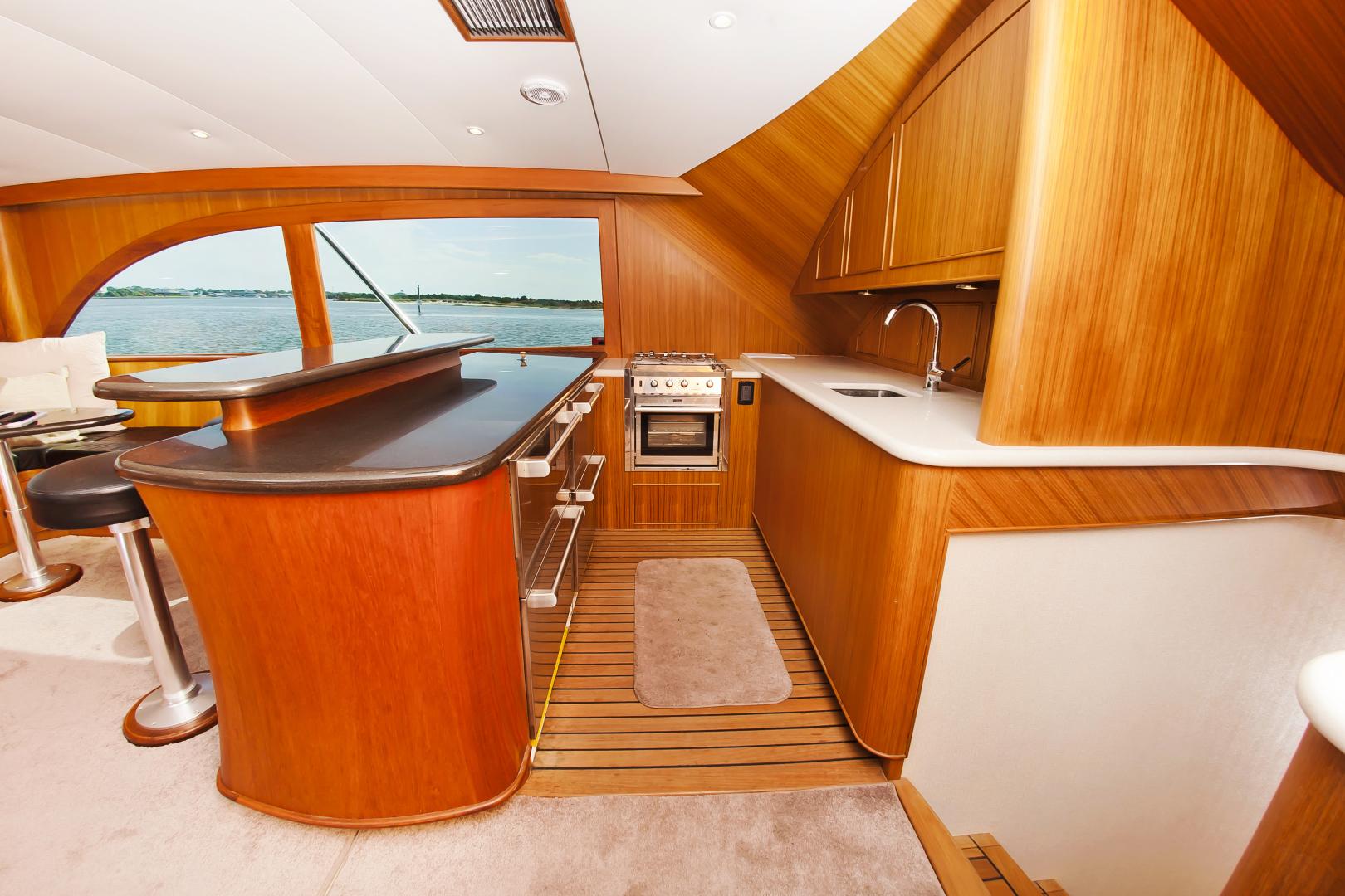 Custom Carolina-61 Jamie Chadwick Sportfish Convertible 2017-Donna Mae Vero Beach-Florida-United States-1499367 | Thumbnail
