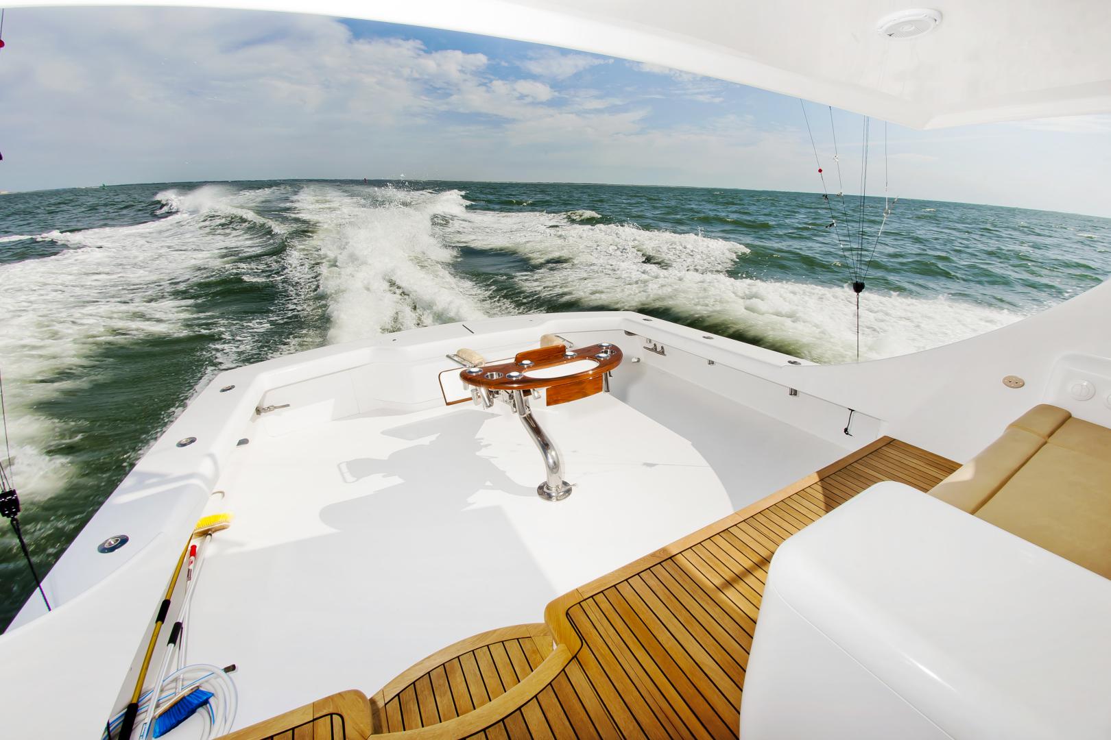 Custom Carolina-61 Jamie Chadwick Sportfish Convertible 2017-Donna Mae Vero Beach-Florida-United States-1499372 | Thumbnail