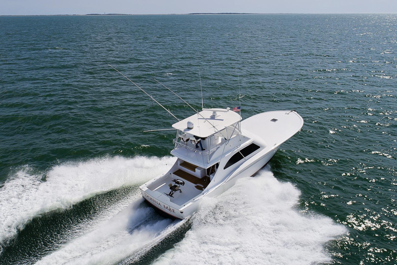 Custom Carolina-61 Jamie Chadwick Sportfish Convertible 2017-Donna Mae Vero Beach-Florida-United States-1499356 | Thumbnail