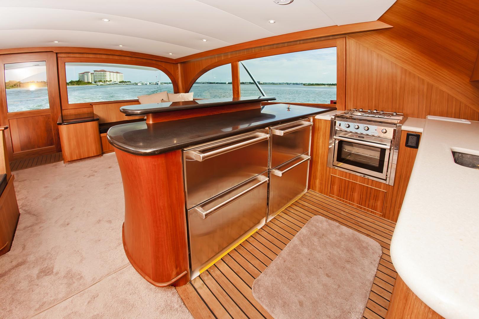 Custom Carolina-61 Jamie Chadwick Sportfish Convertible 2017-Donna Mae Vero Beach-Florida-United States-1499368 | Thumbnail