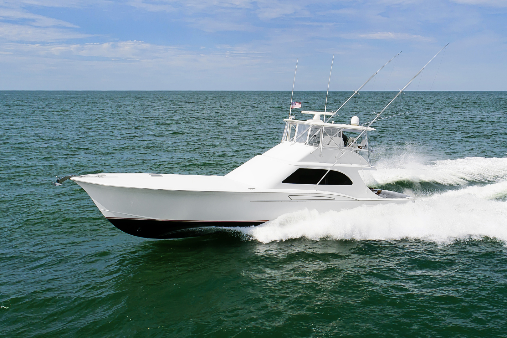 Custom Carolina-61 Jamie Chadwick Sportfish Convertible 2017-Donna Mae Vero Beach-Florida-United States-1499353 | Thumbnail