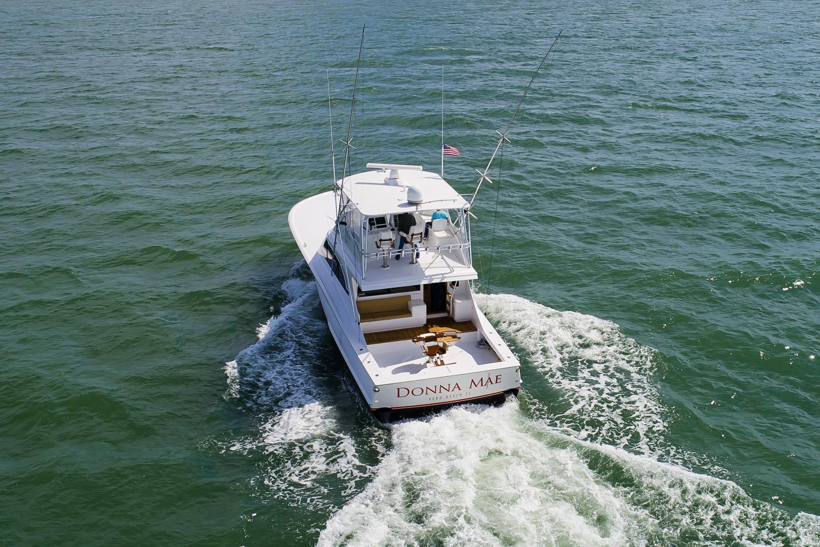 Custom Carolina-61 Jamie Chadwick Sportfish Convertible 2017-Donna Mae Vero Beach-Florida-United States-1499360 | Thumbnail