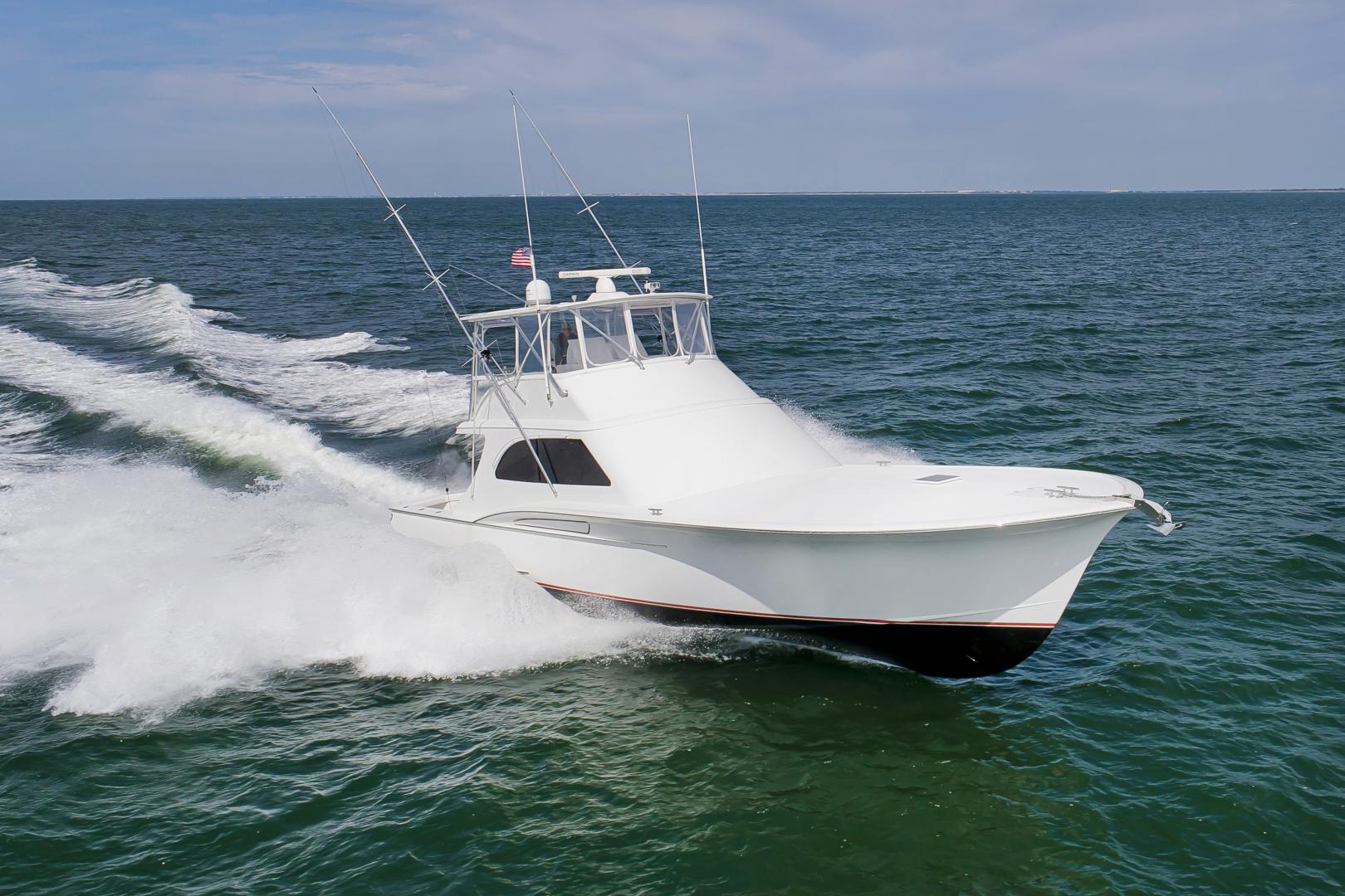 Custom Carolina-61 Jamie Chadwick Sportfish Convertible 2017-Donna Mae Vero Beach-Florida-United States-1499352 | Thumbnail