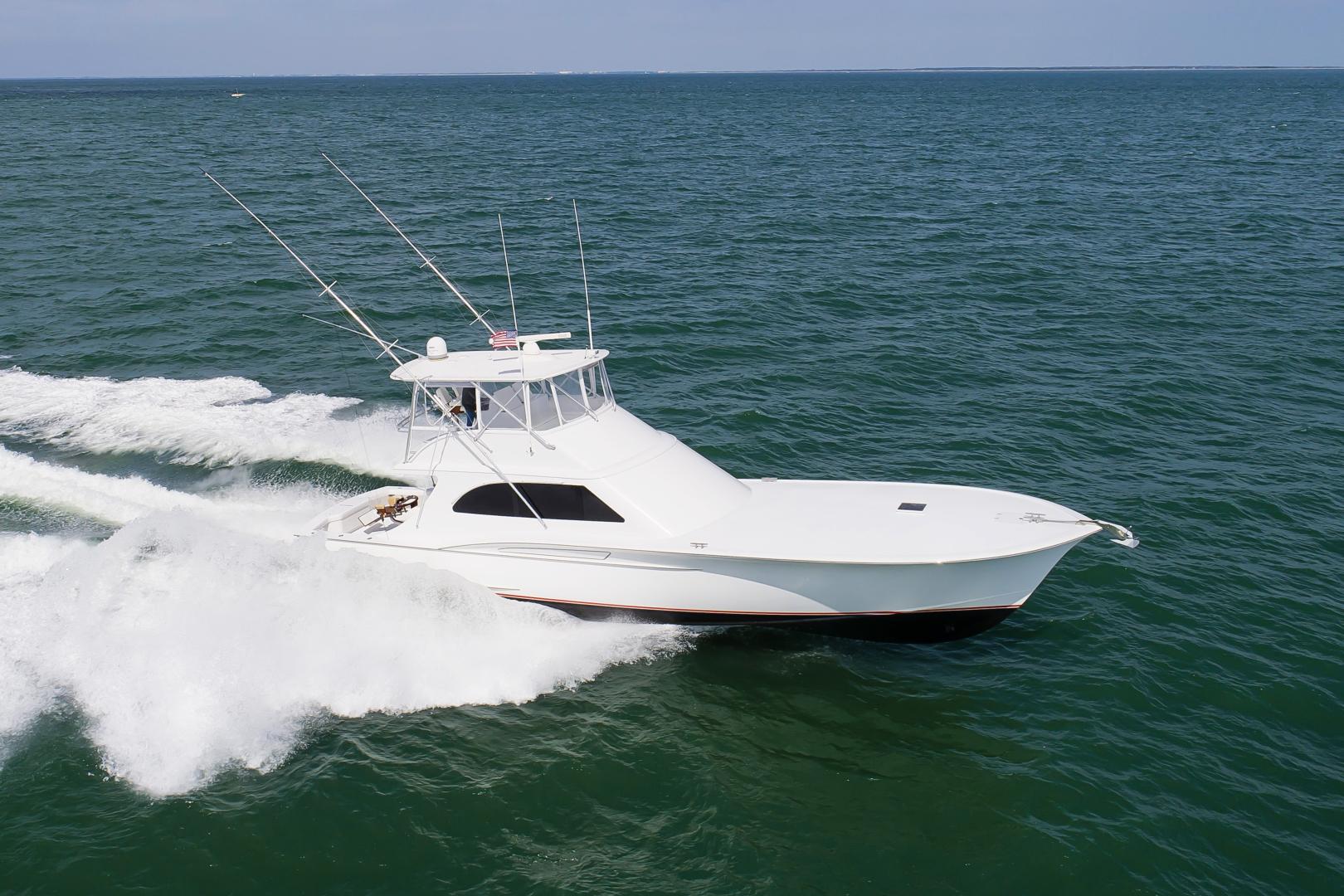 Custom Carolina-61 Jamie Chadwick Sportfish Convertible 2017-Donna Mae Vero Beach-Florida-United States-1499359 | Thumbnail