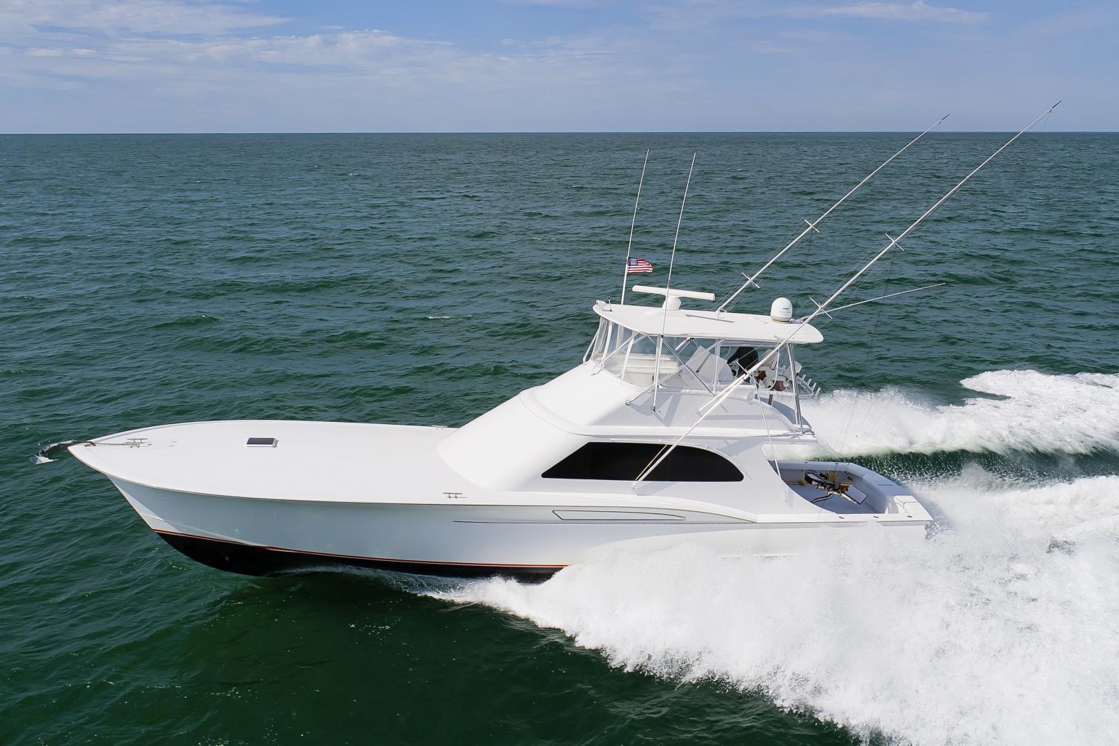 Custom Carolina-61 Jamie Chadwick Sportfish Convertible 2017-Donna Mae Vero Beach-Florida-United States-1499348 | Thumbnail