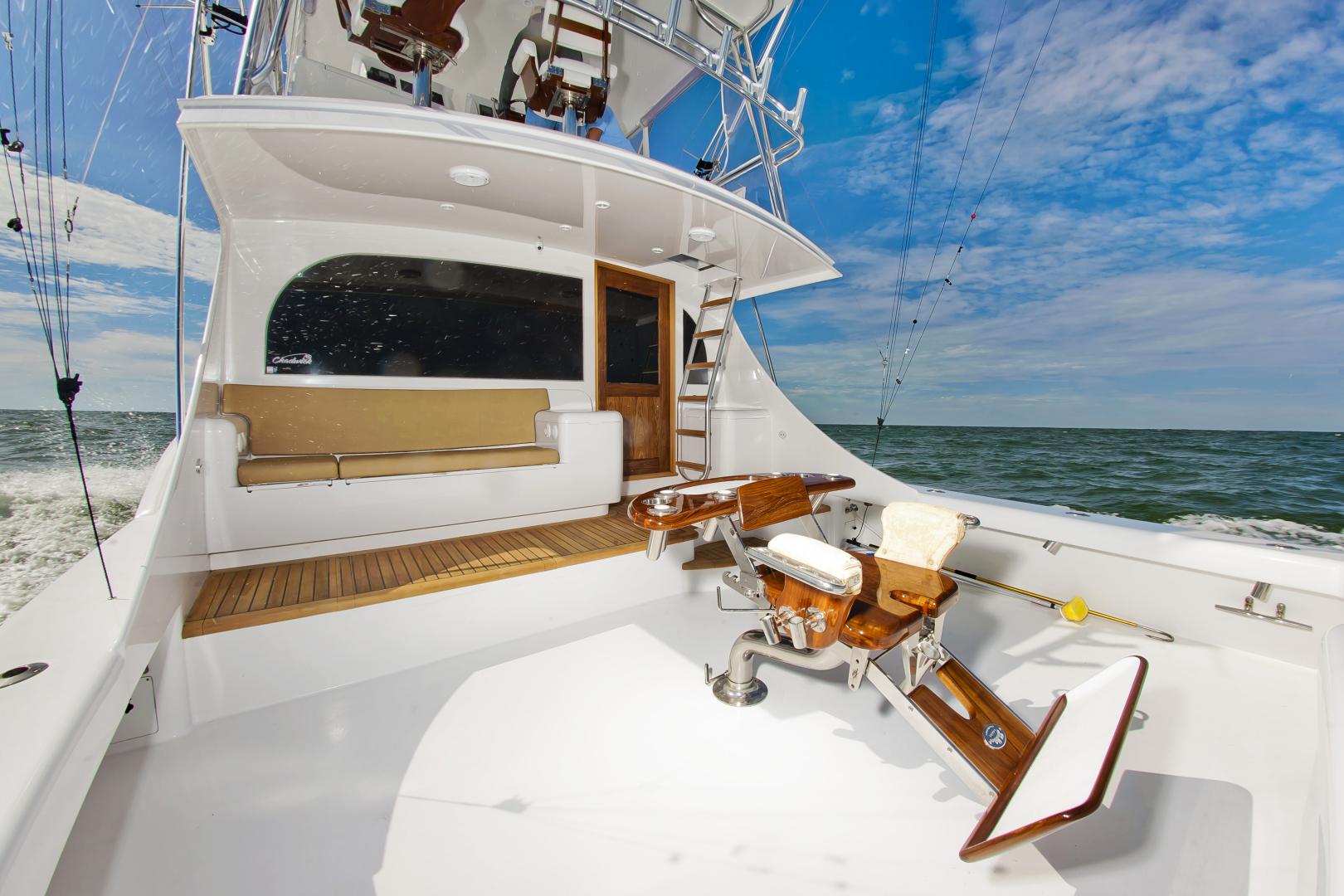 Custom Carolina-61 Jamie Chadwick Sportfish Convertible 2017-Donna Mae Vero Beach-Florida-United States-1499374 | Thumbnail