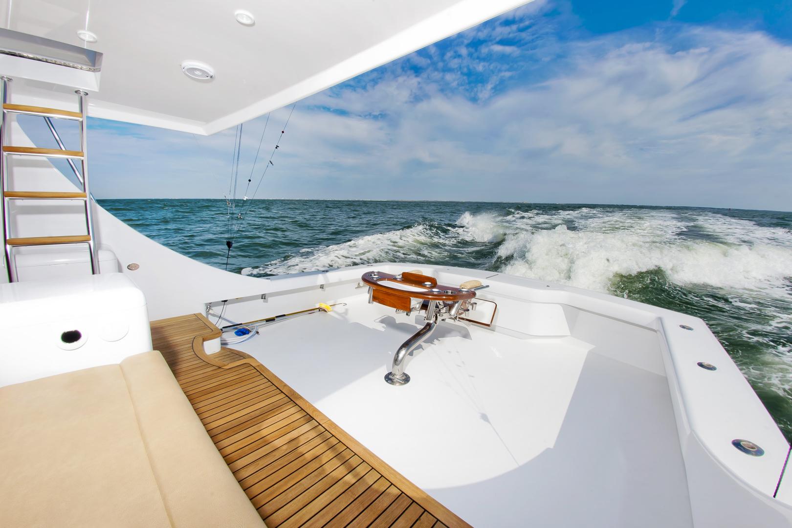 Custom Carolina-61 Jamie Chadwick Sportfish Convertible 2017-Donna Mae Vero Beach-Florida-United States-1499373 | Thumbnail
