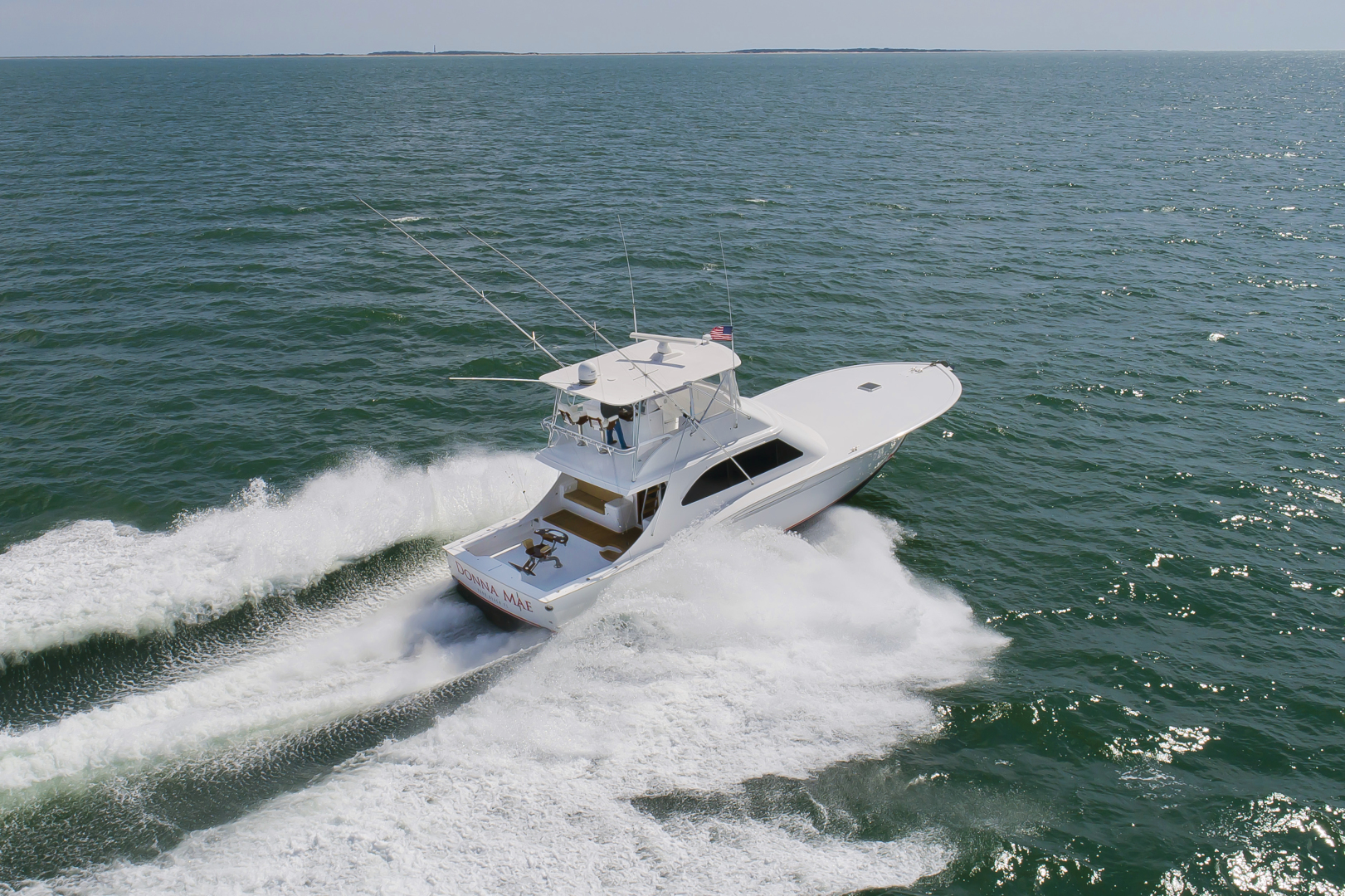 Custom Carolina-61 Jamie Chadwick Sportfish Convertible 2017-Donna Mae Vero Beach-Florida-United States-1499355 | Thumbnail