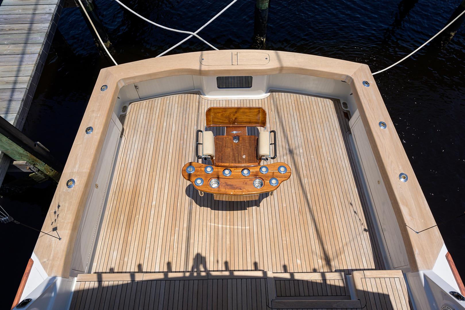 Monterey-Sportfish 1991-Lady Gemini Mantoloking-New Jersey-United States-Lady Gemini_cockpit_1-1451171 | Thumbnail