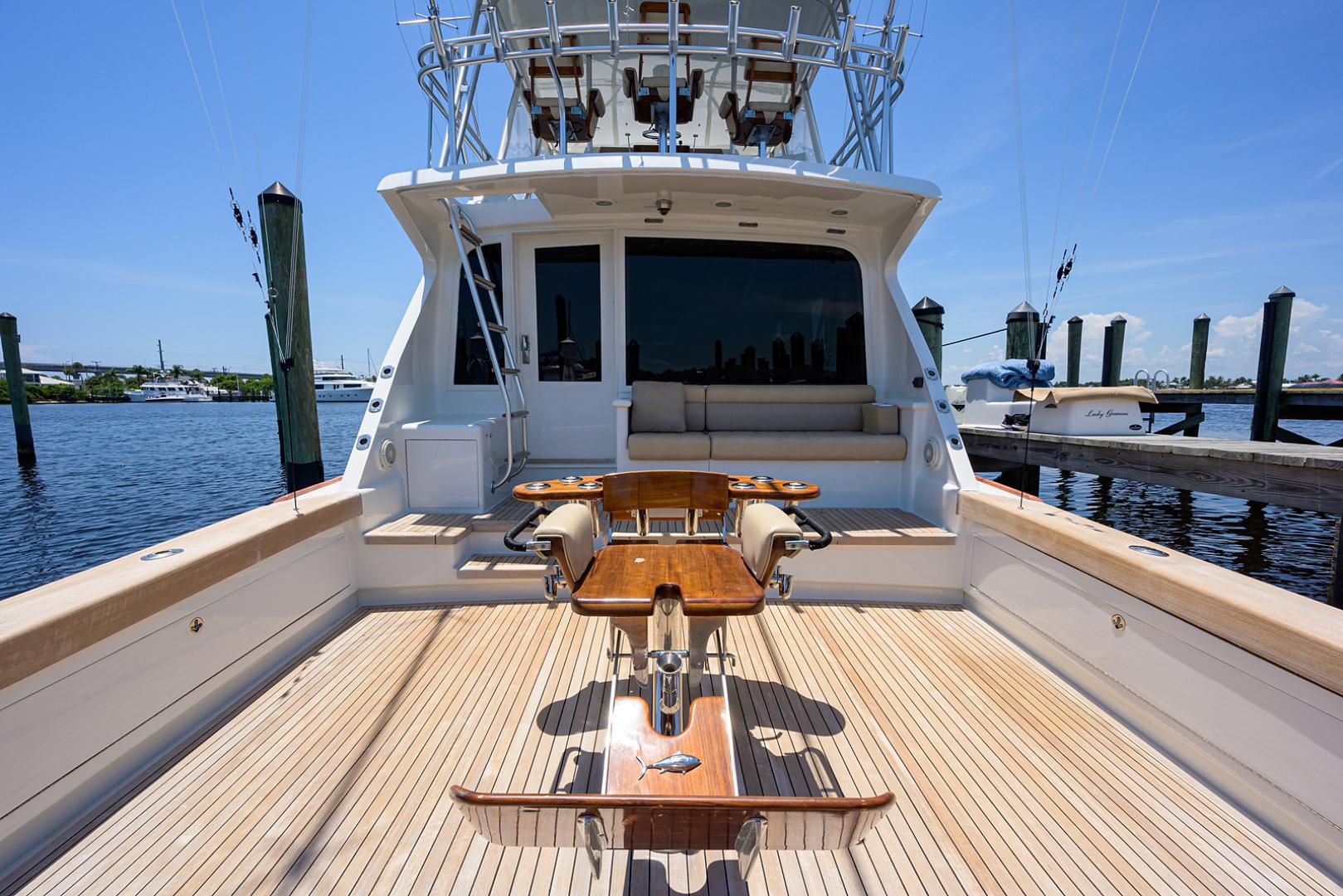 Monterey-Sportfish 1991-Lady Gemini Mantoloking-New Jersey-United States-Lady Gemini_cockpit_4-1451182 | Thumbnail