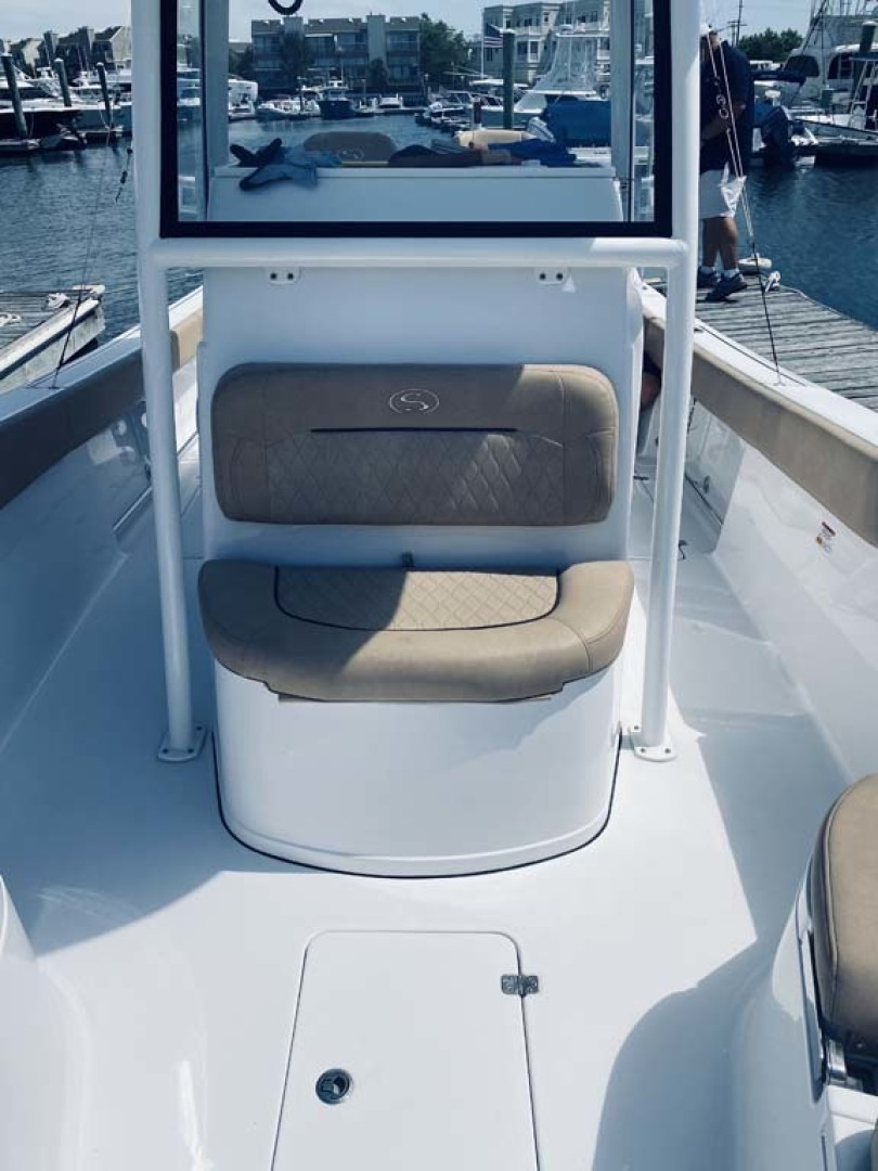 Sportsman-282 Open 2018-Time Out Too Avalon-New Jersey-United States-CC Forward Seat-1451464 | Thumbnail